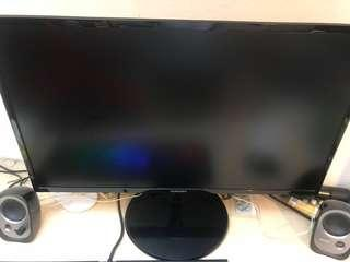 "🚚 Samsung 27"" Monitor Full HD Monitor"