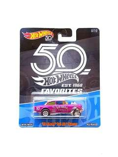 Hot Wheels '55 Chevy Bel Air Gasser