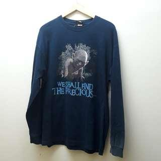 Vintage 00's Lord of the Rings Film long sleeve