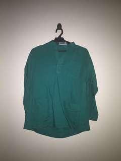 #STB50 BMO Baju Melayu Cotton Linen