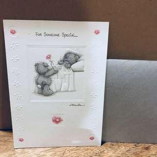 For Someone Special... With All My Love Greeting Card (imported)