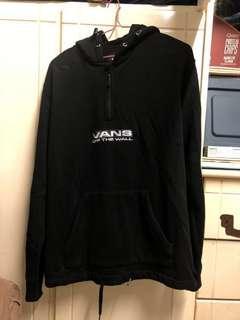 Vans Half-zip hoodie