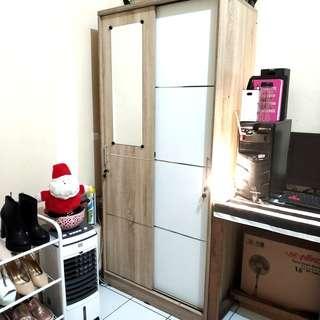 ( JUAL CEPAT ) lemari pakaian