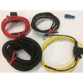 Fuzeblocks wiring harness