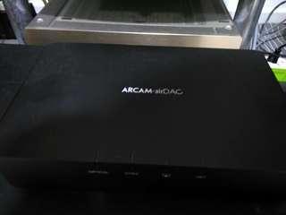 🚚 Arcam dac & class d amp $250