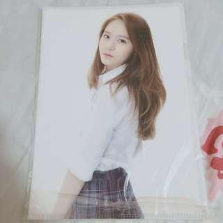 F(X) Krystal Official Clear File