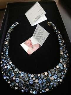Authentic Heidi Daus necklace