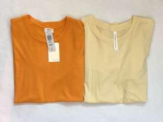 Aritiza two shirt bundle