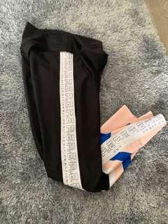 New large pe nation full length tights