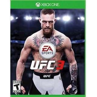 🚚 Brand New Xbox UFC 3 Digital Download Game Code