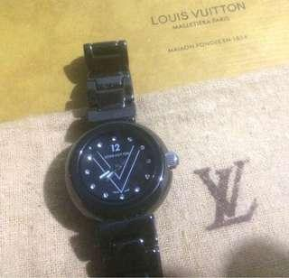 LOUIS VUITTON LV Stainless Steel Watch for Ladies Women