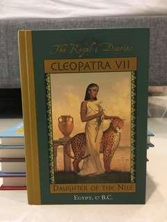 Cleopatra VII : Daughter of the Nile (The Royal Diaries)