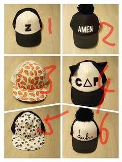 🚚 Kids cap