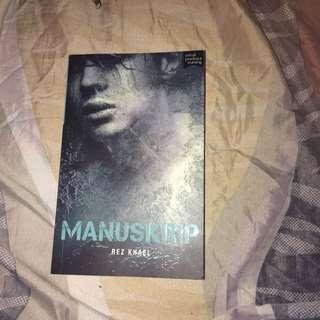 Novel Fixi - MANUSKRIP