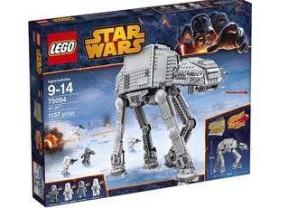 全新 Lego 75054 AT-AT