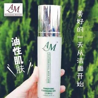 AM Purifying Cleansing Gel