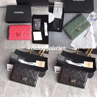 Chanel Medium Wallet