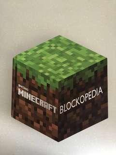 🚚 Minecraft Blockopedia