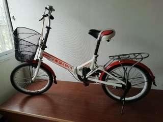 Bike Folding
