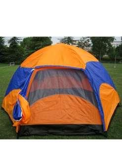(Price reduced) Hexagonal 5-person tent