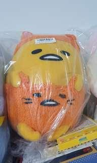 Gudetama halloween egg plush