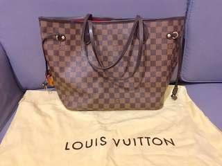 Louis Vuitton Neverfull MM 2012