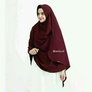 Hijab Instan syari