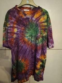 Sostanza contemporary tie dyed