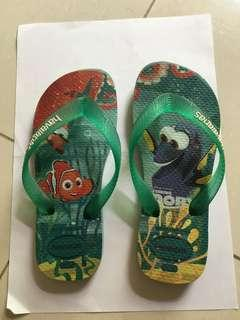 Havaianas Slippers - Finding Dory