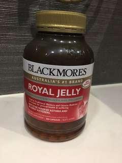 Blackmores Royal Jelly 蜂皇漿