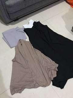 Outer n Khimar take all 70rb
