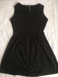 Black dress for promnite