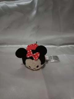 Disney Mini Tsum Tsum Minnie Mouse from Mickey and Friends Collection