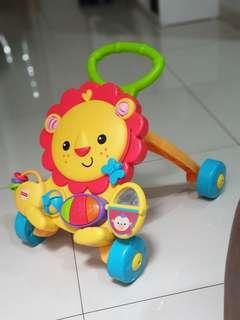 Mainan belajar berjalan