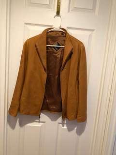 Leathers jacket