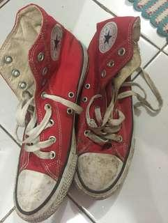 Jual Converse Size 41 200k nego