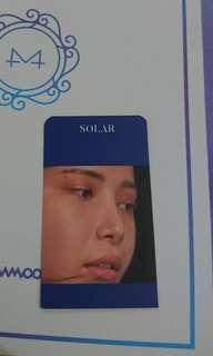 WTT / WTB Mamamoo White Wind Special card