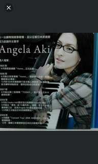 Angela.Aki,日文两CD