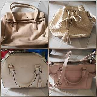 🚚 Charles & Keith Bags/All for $30