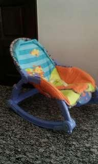 Fisher Price Rocker with ON OFF Vibrations