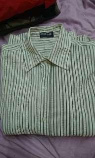 🚚 7分袖襯衫