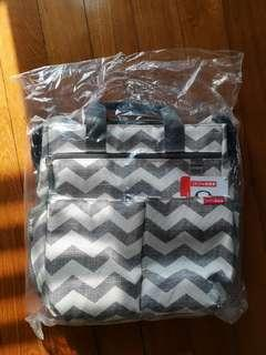 Brand new with tag SkipHop signature duo Diaper Bag