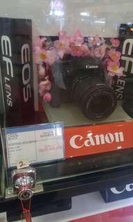 kredit 0% kamera canon 750d tanpa kartu kredit proses kilat