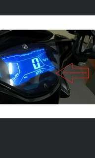 🚚 *instock*Yamaha aerox 155 (speedometer protector)