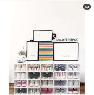 💖🤭 shoes boxes foldable