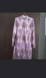 Lady baju kabaya muslim