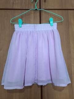 Supre Lilac Skater Skirt