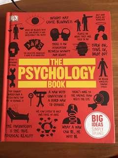 🚚 The psychology book
