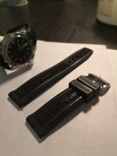 TAG Heuer F1 Rubber Band 20mm