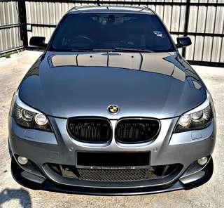 SEWA BELI>>BMW E60 525i 2.5 MSPORT LCI NEW FACELIFT 2009